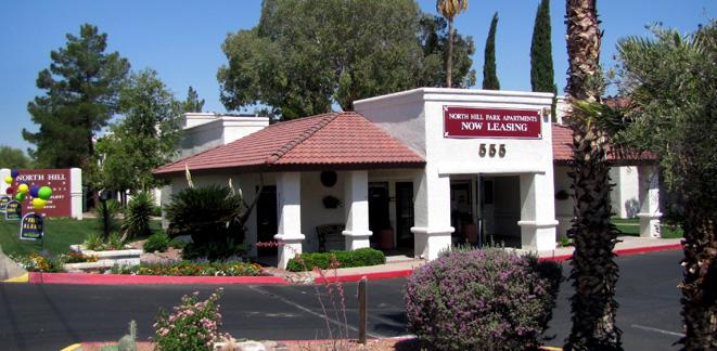 North Hill Park Apartments Tucson Az